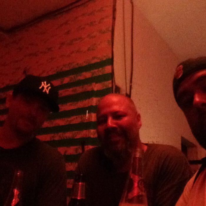 Mixmaster Motiv, Dave, & dälek